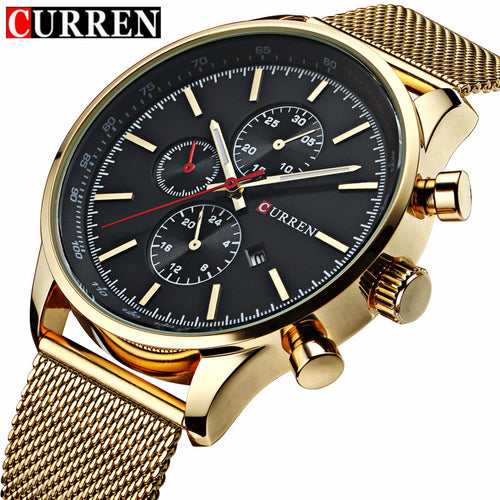Luxury Fashion Business Watch For Men - Buy1More