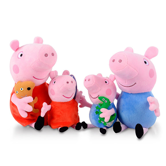 Set Of 4 Pieces Peppa Pig - Buy1More