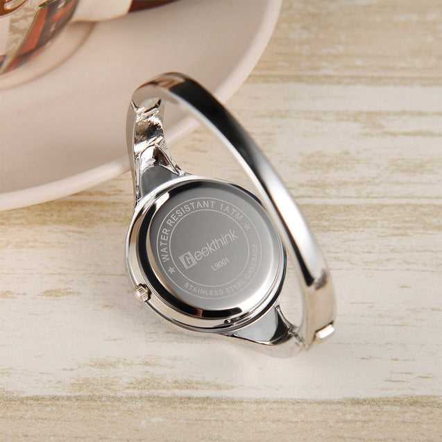 Awesome Fashion Watch Stainless Steel Bracelet Quartz - Buy1More
