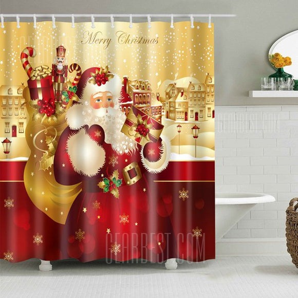 Christmas Decoration in Bathroom - Buy1More