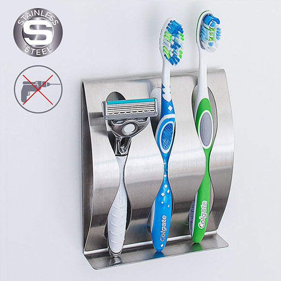 Toothbrush Holder Self Adhesive - Buy1More