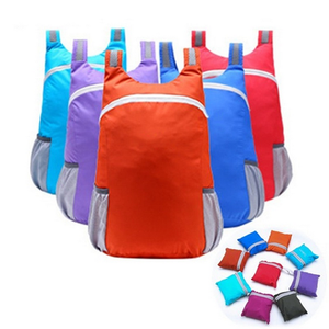 The Ultimate Fold-able Backpack