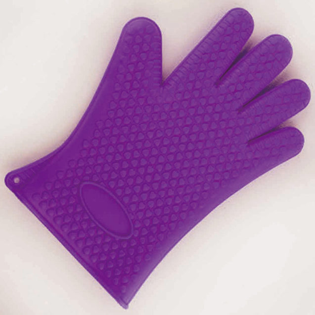 2 Pieces Silicone Heat Resistant Gloves - Buy1More