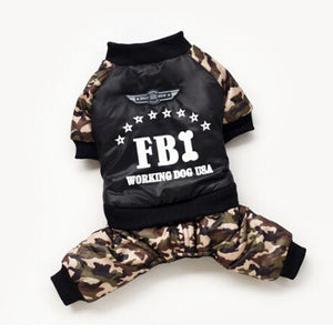 Coolest FBI Cloth For Pet - Buy1More
