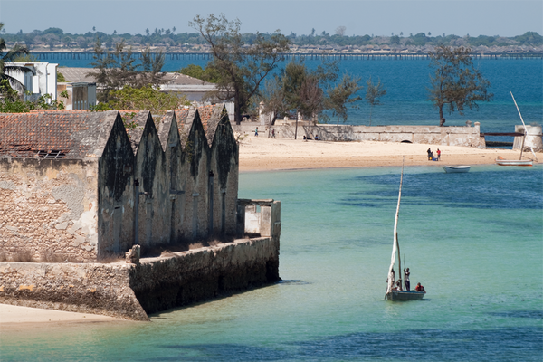 Island of mozambique africa