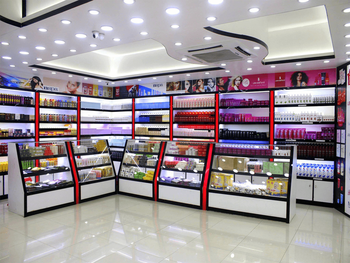 Baily Road Outlet of BD Budget Beauty (BBB) in Bangladesh