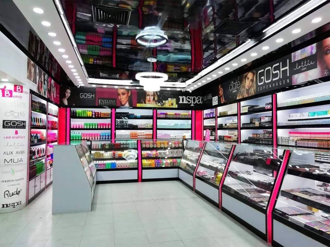 Chittagong Outlet of BD Budget Beauty (BBB) in Bangladesh