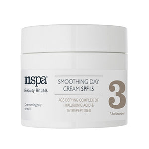nspa Smoothing Day Cream(SPF 15)- 50ml