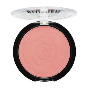 MUA Blushed Shimmer Blush Powder - Rose Tea
