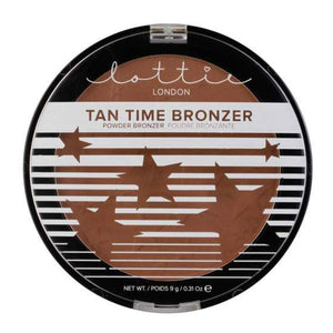 Lottie London - Tan Time Powder Bronzer - Medium/Dark