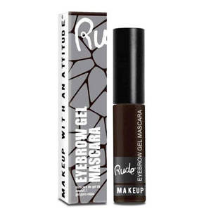 RUDE - Eyebrow Gel Mascara- Choco Brown