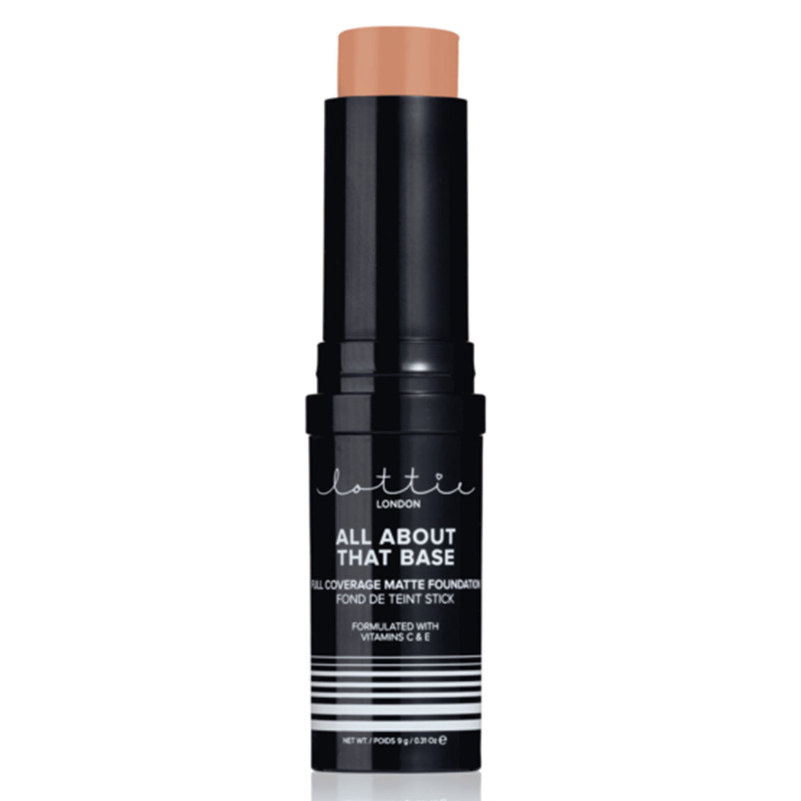 Lottie London - All About That Base Foundation Stick - Amber Honey