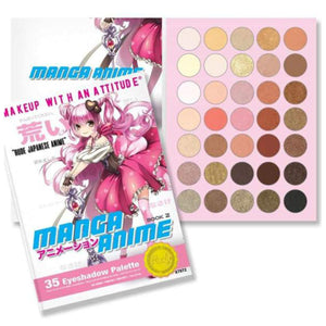 RUDE - Manga Anime Eyeshadow Palette