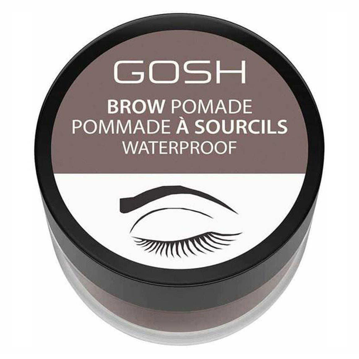 GOSH Brow Pomade - 002 (Grey Brown)