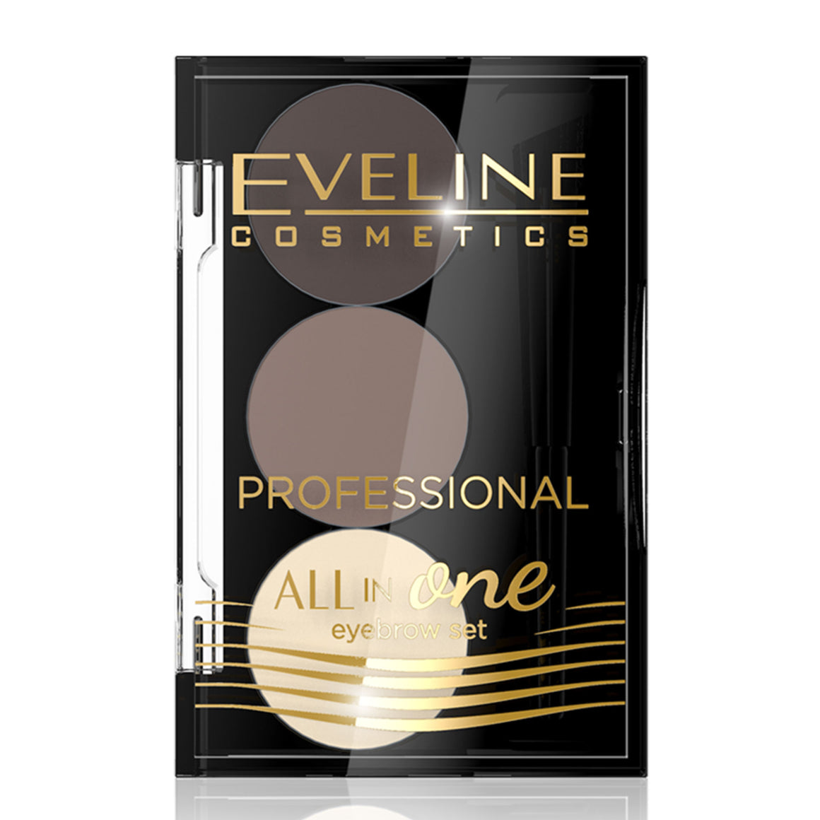 EVELINE All In One Professional Eyebrow Make-Up And Styling Kit No.1