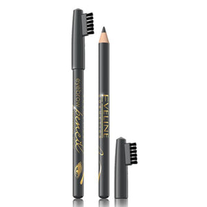 EVELINE Eyebrow Pencil With Brush - Brown
