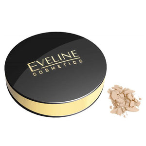 EVELINE Celebrities Beauty Mattifying And Smoothing Powder - 20 Transparent