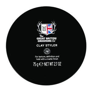 The G.B.G. Co. - Clay Styler - 75 g