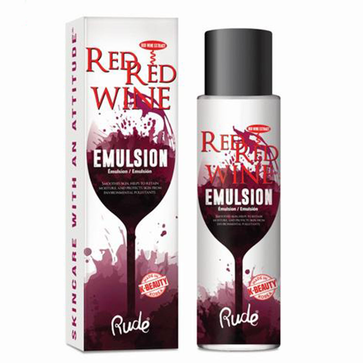 RUDE - Red Red Wine Emulsion 100ml