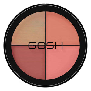 GOSH Strobe & Glow Kit - 002 Blush