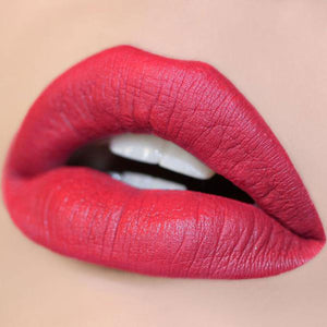 GOSH Liquid Matte Lips - 004 (Chinese Rouge)