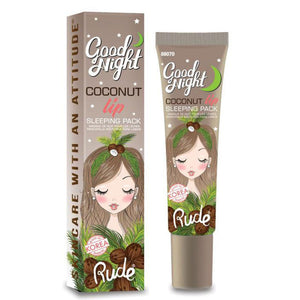 RUDE - Good Night Coconut Lip Sleeping Pack