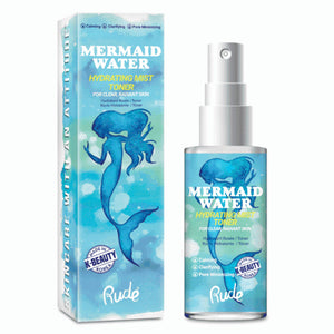 RUDE - Mermaid Water Hydrating Mist Toner