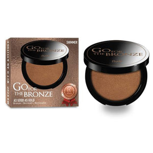 RUDE - Go For The Bronze Matte Bronzer 8g - I Gave It My All