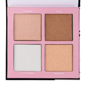 Lottie London-Shimmer Squad Highlighting Palette