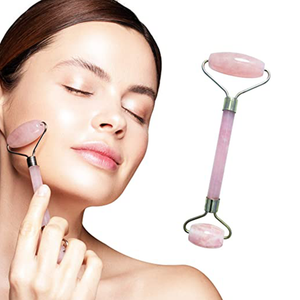 Real Marble Beauty Skincare Tool for Facial Massage - 1 Roller