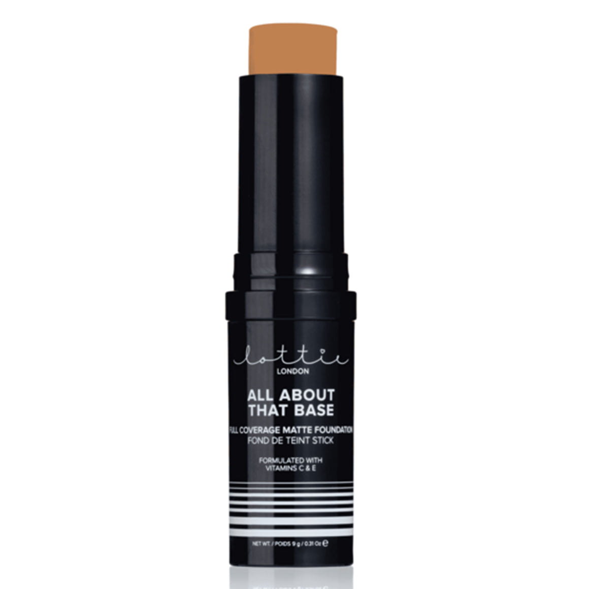 Lottie London - All About That Base Foundation Stick - Golden
