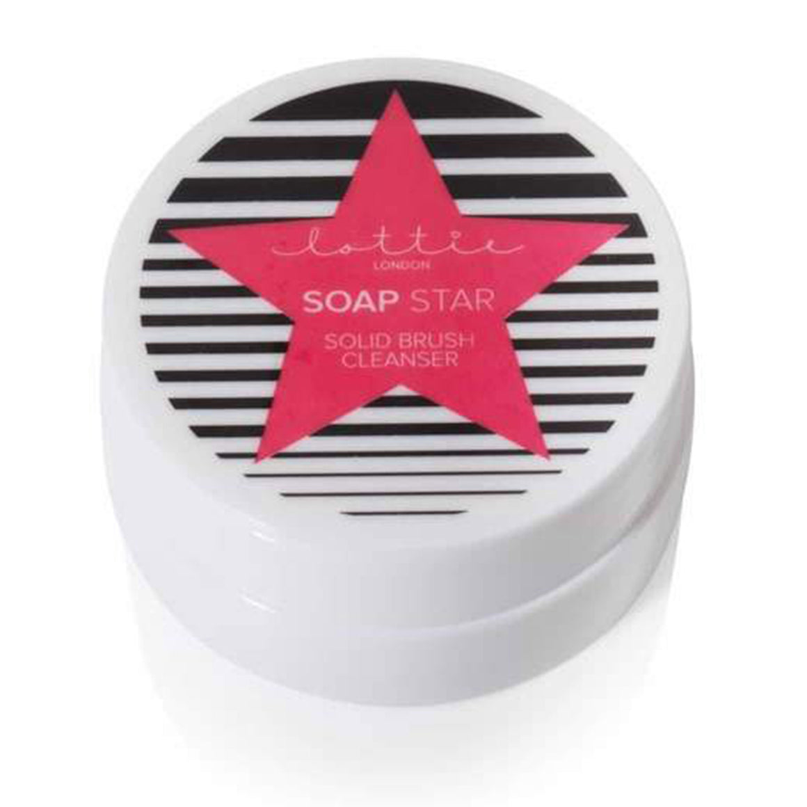Lottie London - Soap Star Solid Brush Cleanser 30 g