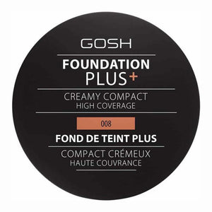 GOSH Foundation Plus Creamy Compact - 008 (Golden)
