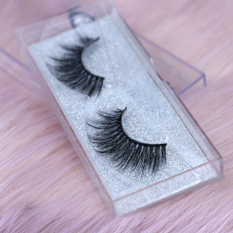 BBB Exclusive Mink Lashes - L06 Black