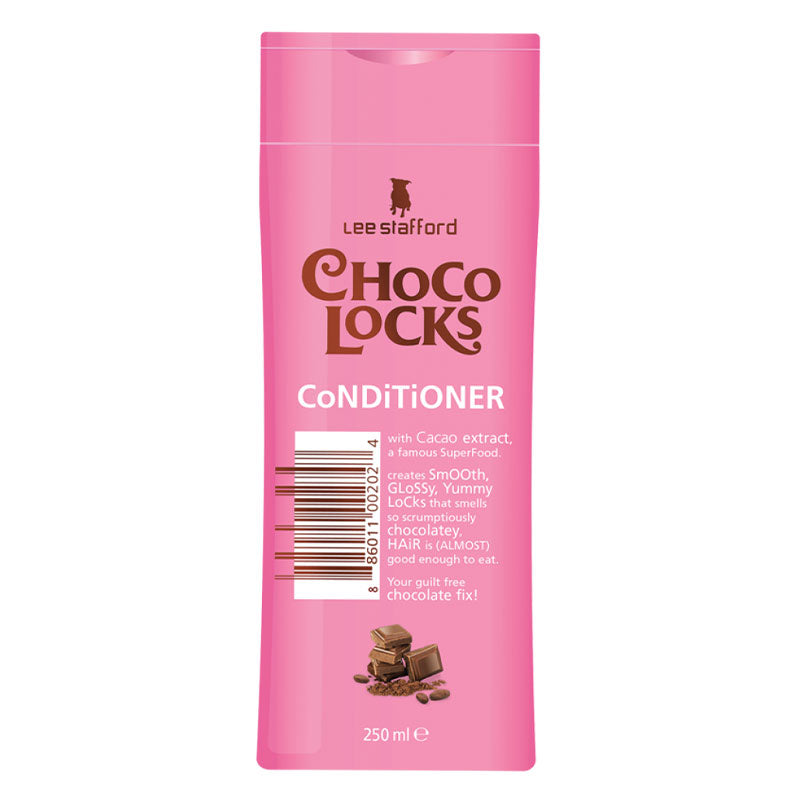 Lee Stafford - Choco Locks Conditioner - 250 ml at BD Budget Beauty (BBB)