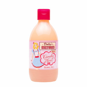 Dollys Mixtures Candy Floss Shower Gel-300ml at BD Budget Beauty (BBB)