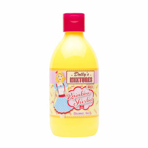 Dollys Mixtures Rainbow Sherbet Shower Gel-300ml at BD Budget Beauty (BBB)