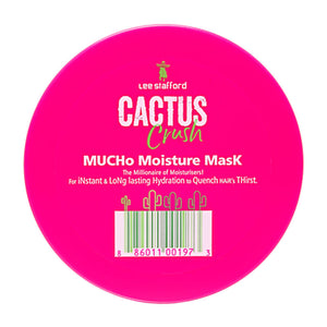 Lee Stafford - Cactus Crush Mucho Moisture Mask - 200 ml at BD Budget Beauty (BBB)