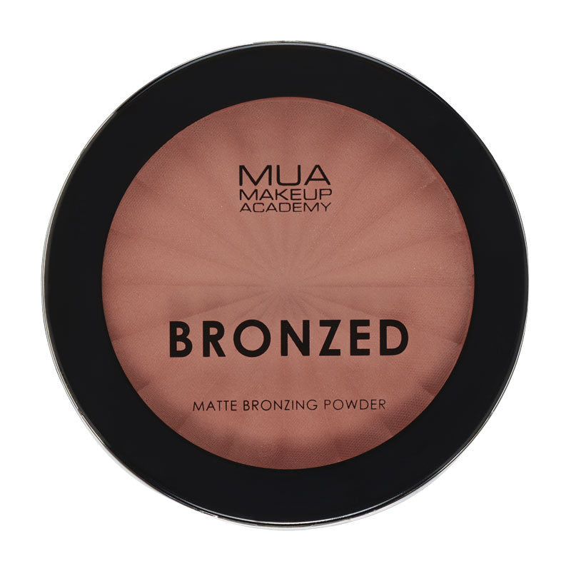 MUA Bronzed Matte Bronzing Powder Solar - #120 at BD Budget Beauty (BBB)
