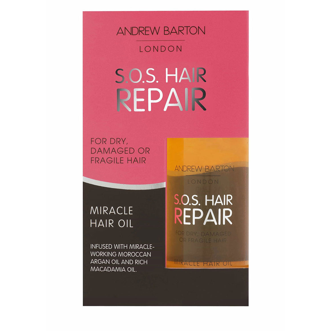 Andrew Barton S.O.S Hair Repair Miracle Hair Oil at BD Budget Beauty (BBB)