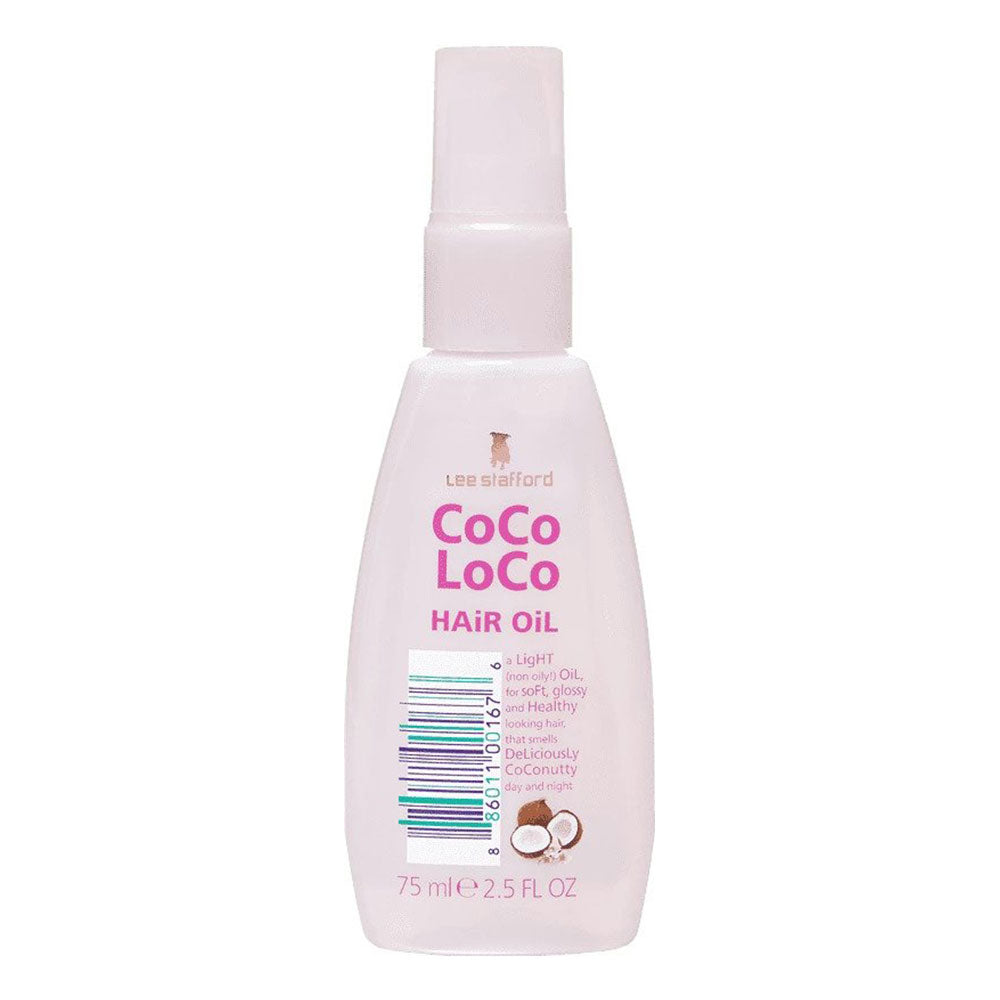 Lee Stafford - Coco Loco Hair Oil - 75ml at BD Budget Beauty (BBB)