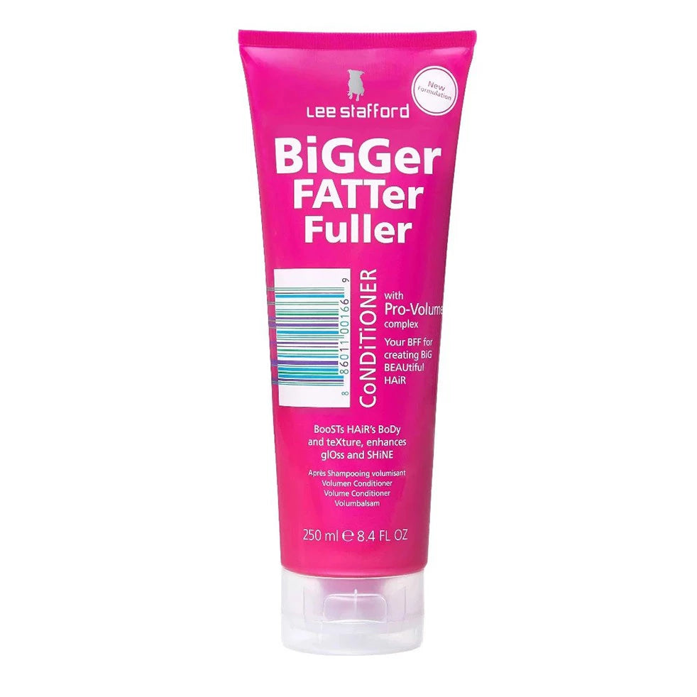Lee Stafford - Bigger Fatter Fuller Pro-Volume Conditioner - 250 ml at BD Budget Beauty (BBB)