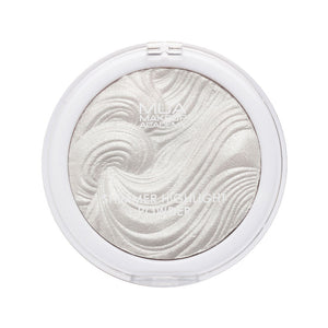 MUA Undress Your Skin Highlighter Silver Wonder at BD Budget Beauty (BBB)
