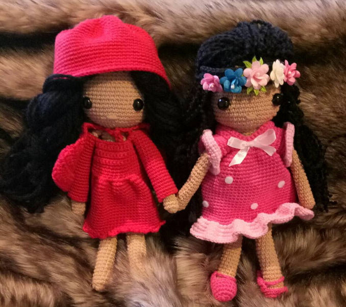 3 reason Crocheted dolls of the world are the perfect gift for little girls