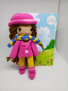 English Boots Doll