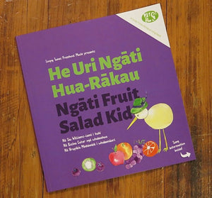 Book Ngā Fruit Salad Kiwi