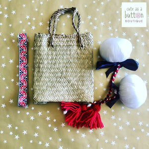 Poi & Kete Pack FREE Hair Accessory