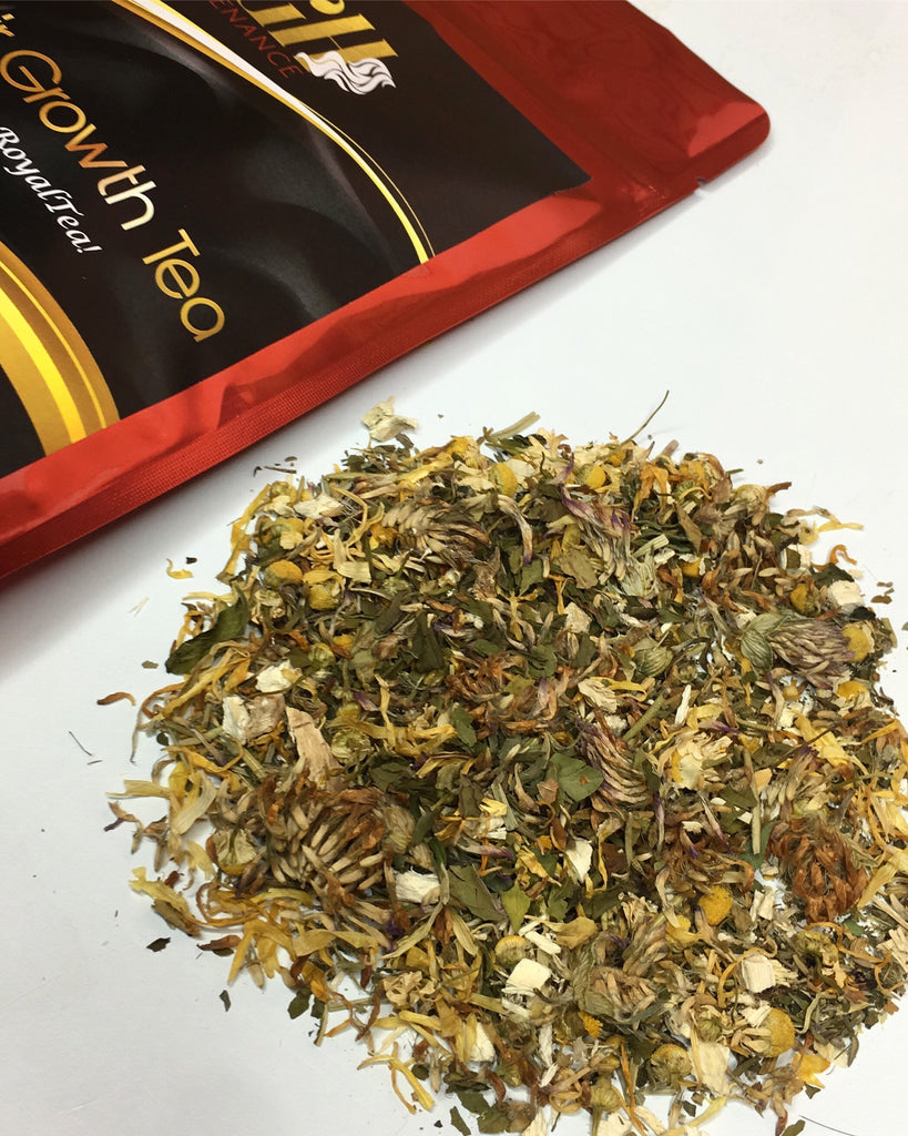 Herbal Hair Growth Tea - 14 Day Supply (Loose Tea)