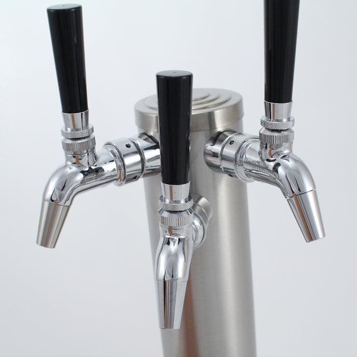 Stainless Steel tap tower / font (for 1,2 or 3 taps)