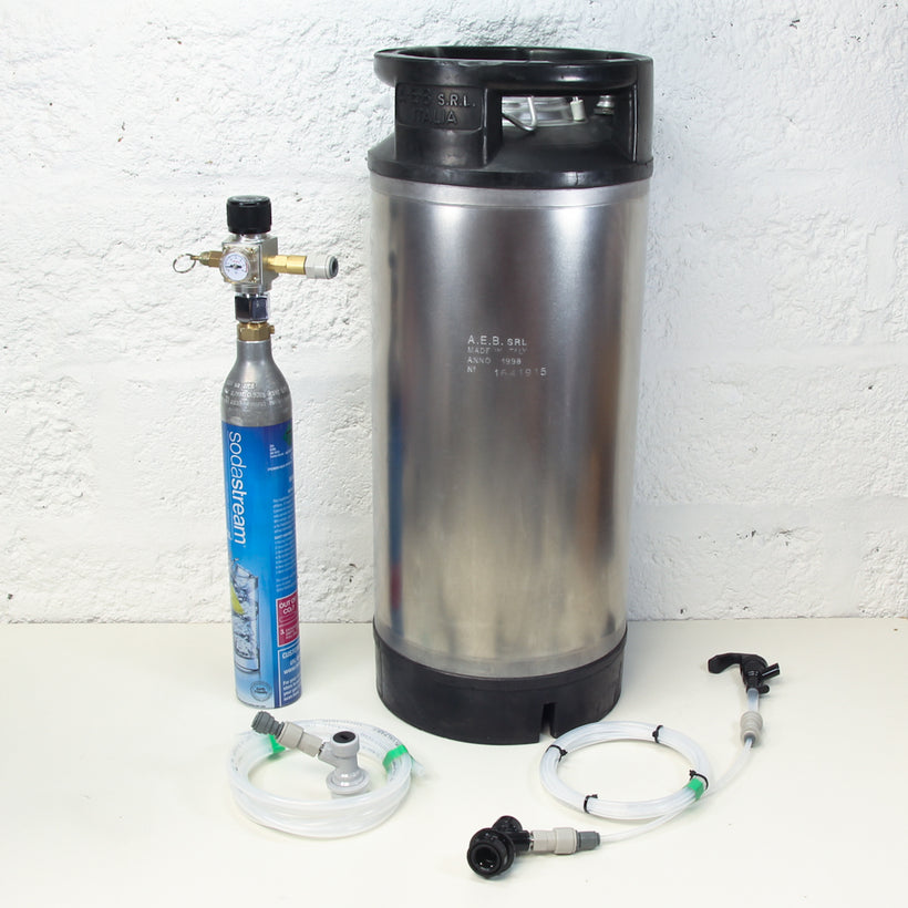 Mini Sodastream CO2 Regulator